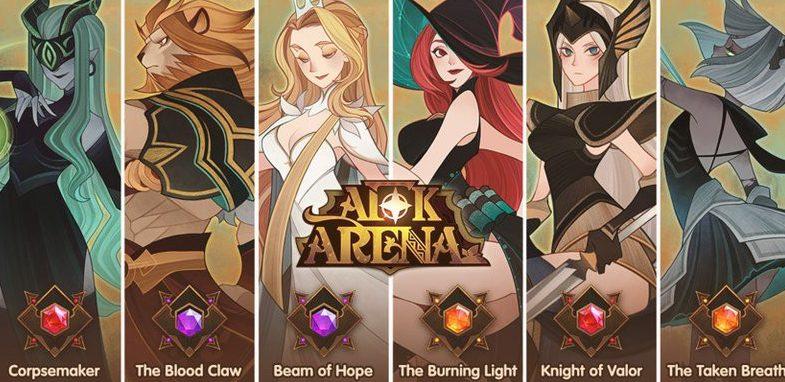 AFK Arena Heroes