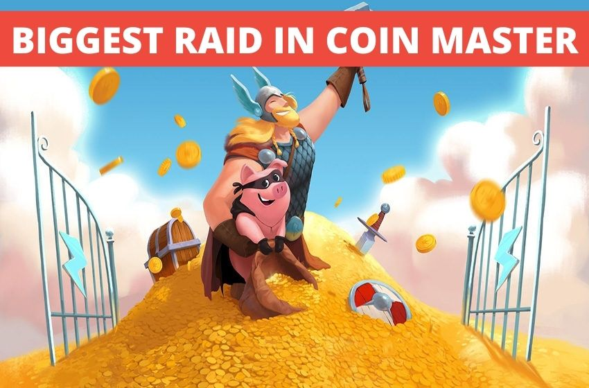 Big Raids in Coin Master