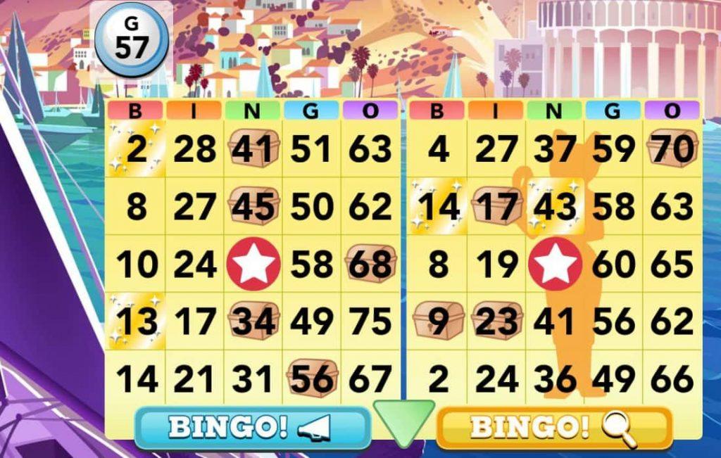 Bingo Blitz levels