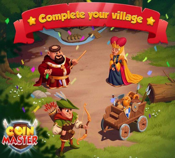 Level up Village
