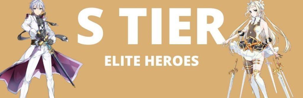 S TIER Epic Seven