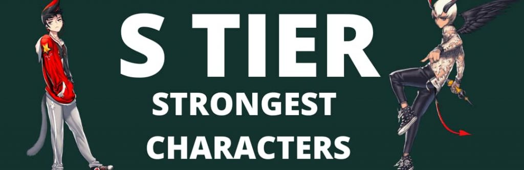 S Tier - Strongest Characters Destiny Child