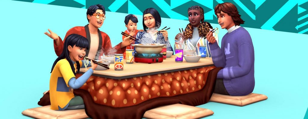 The Sims 4 Expansions