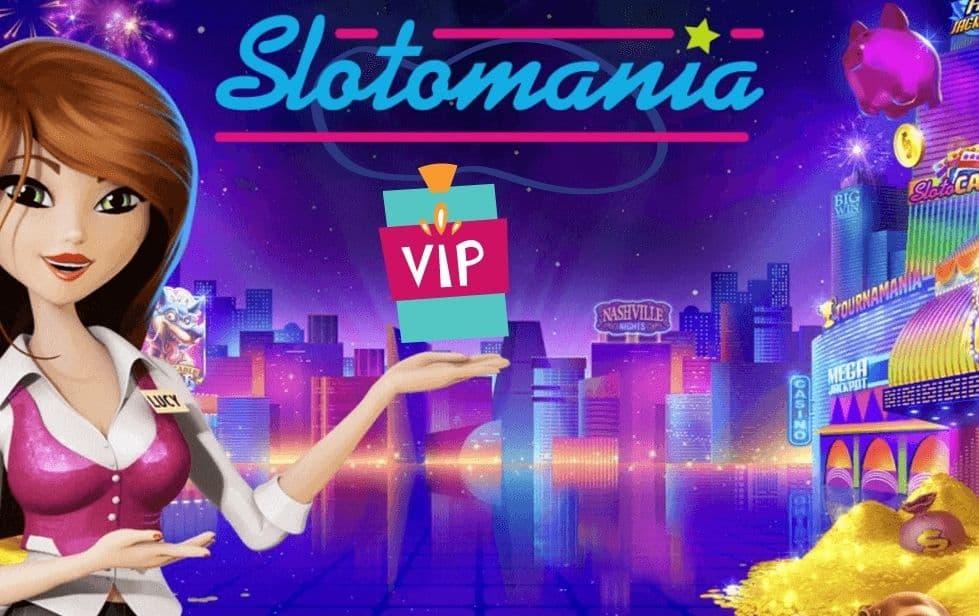 Slotomania VIP