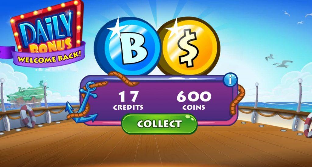 Bingo Blitz Bonus daily