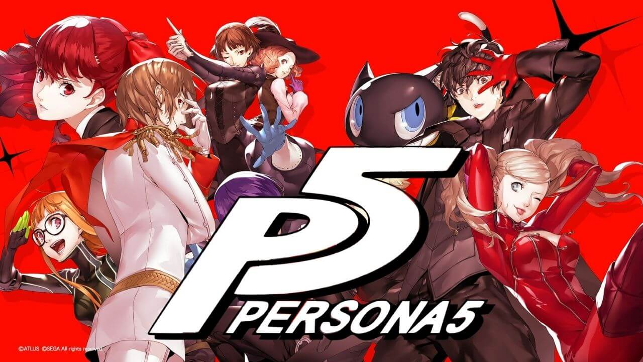 Persona 5 Characters