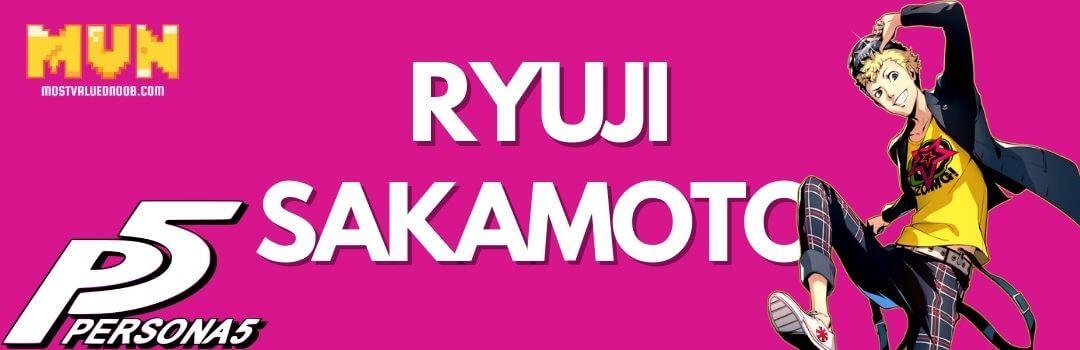 Ryuji Sakamoto