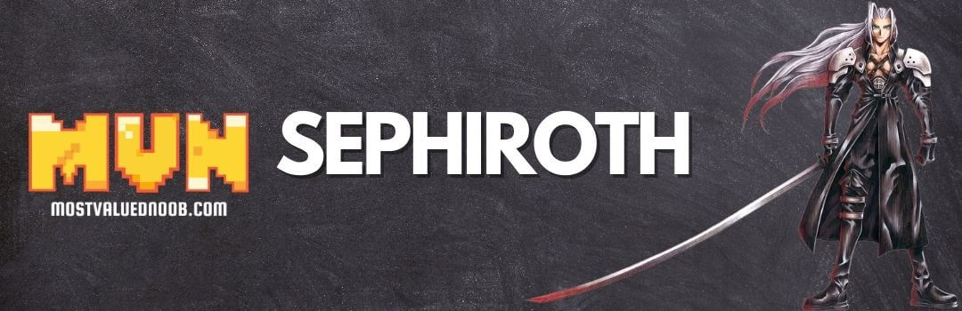 sephiroth one of the best character
